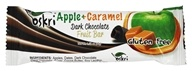 Oskri - Gluten Free Dark Chocolate Fruit Bar Apple + Caramel - 1.58 oz.