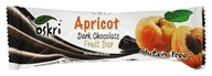Oskri - Gluten Free Dark Chocolate Fruit Bar Apricot - 1.58 oz.