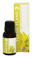 GuruNanda - 100% Pure Essential Oil Ylang Ylang - 0.5 oz.