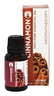 GuruNanda - 100% Pure Essential Oil Cinnamon - 0.5 oz.
