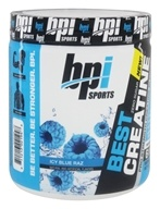 BPI Sports - Best Creatine Pro Strength Creatine Blend Icy Blue Raz - 10.58 oz.