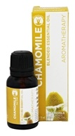 GuruNanda - 100% Pure Essential Oil Chamomile - 0.5 oz.