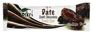 Oskri - Gluten-Free Dark Chocolate Fruit Bar Date - 1.58 oz.