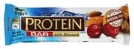 Oskri - Gluten-Free Dark Chocolate Protein Bar Almond - 2 oz.
