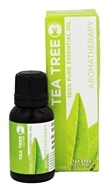 GuruNanda - 100% Pure Essential Oil Tea Tree - 0.5 oz.