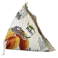 Oskri - Gluten Free Pyramid Snacks Raw Almond - 1 oz.