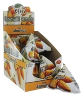 Oskri - Gluten Free Pyramid Snacks Raw Almond - 12 Pack