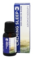 GuruNanda - 100% Pure Essential Oil Blend Calming Sleep - 0.5 oz.