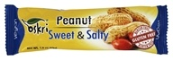 Oskri - Gluten-Free Peanut Bar Sweet & Salty - 1.9 oz.