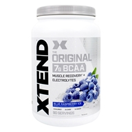 Scivation - Xtend BCAAs 90 Servings Blue Raspberry - 44 oz.