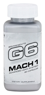 G6 Sports - Mach 1 Advanced Lean System - 60 Capsules