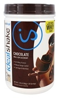 IdealShape - IdealShake Meal Replacement Chocolate - 1.98 lb.