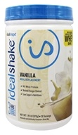 IdealShape - IdealShake Meal Replacement Vanilla - 1.92 lb.