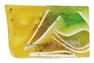 Primal Elements - Handmade Bar Soap Lemongrass & Cranberry Seeds - 5.8 oz.
