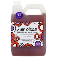 Zum Clean Aromatherapy Laundry Soap 32 Loads Frankincense & Patchouli - 32 fl. oz.