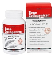 Natural Factors - BioSil Bone Collagenizer Ultra - 120 Vegetarian Capsules