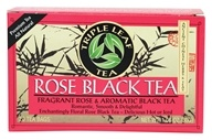 Triple Leaf Tea - Rose Black Tea - 20 Tea Bags