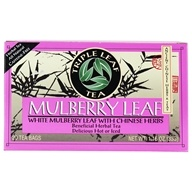 Triple Leaf Tea - Mulberry Leaf Herbal Tea - 20 Tea Bags