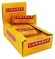 Larabar - Original Fruit & Nut Bar Banana Bread - 16 Bars