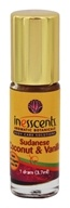 Inesscents Aromatic Botanicals - Natural Perfume Oil Sudanese Coconut & Vanilla - 1 Dram