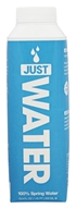Just Water - 100% Spring Water - 16.9 fl. oz.