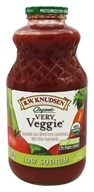 R.W. Knudsen - Organic Juice Low Sodium Very Veggie - 32 oz.