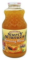 R.W. Knudsen - Simply Nutritious Juice Morning Blend - 32 oz.