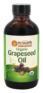 Inesscents Aromatic Botanicals - Organic Grapeseed Oil - 4 oz.