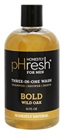 pHresh - Three in One Wash For Men Bold Wid Oak - 12 oz.