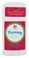Sparklehearts - Yummy Natural Deodorant Raspberry Sugar - 2.25 oz.