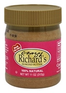 Crazy Richard's - All Natural Almond Butter - 11 oz.