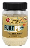 Crazy Richard's - Pure PB+ Performance Peanut Powder - 5.64 oz.