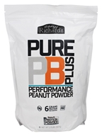 Crazy Richard's - Pure PB Plus Performance Peanut Powder - 2 lbs.