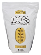 Crazy Richard's - 100% Peanut Powder - 2 lbs.