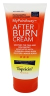 Topical BioMedics - Homeopathic My Pain Away After Burn Cream - 6 oz.
