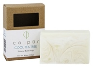 Co-Pur - Natural Bath Bar Soap Cool Tea Tree - 4.8 oz.