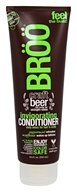 Broo - Craft Beer Invigorating Conditioner Malted Mint Scent - 8.5 oz.
