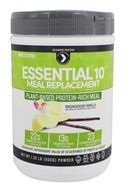 Essential 10 Meal Replacement Madagascar Vanilla - 1.32 lb.