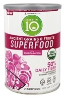 Designer Protein - Essential 10 Organic Superfood Ancient Grains & Fruits - 12 oz.
