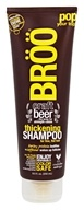 Broo - Craft Beer Thickening Shampoo Citrus Creme Scent - 8.5 oz.