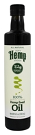 Just Hemp Foods - All Natural Hemp Seed Oil - 8.45 oz.