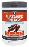 Designer Protein - Designer Whey Sustained Energy Protein Powder Chocolate Velvet - 1.5 lb.