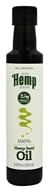 Just Hemp Foods - All Natural Hemp Seed Oil - 16.9 oz.