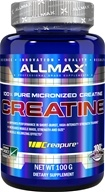 AllMax Nutrition - 100% Pure Creatine Monohydrate - 3.5 oz.