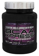 Scitec Nutrition - BCAA Xpress Essential BCAA Amino Acid Drink Cola-Lime - 1.54 lbs.