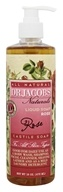 Dr. Jacobs Naturals - All Natural Liquid Castile Soap Rose - 16 oz.