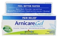 Arnicare Gel Homeopathic Medicine for Pain Relief - 2.6 oz.