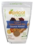 Apricot Power - Ground Superfood Mix Coconut Almond - 30 oz.