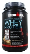 IronMan - Endurance Optimized Whey Protein Swiss Chocolate - 2.1 lbs.