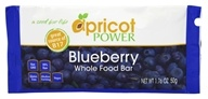 Apricot Power - Whole Food Bar Blueberry - 1.76 oz.